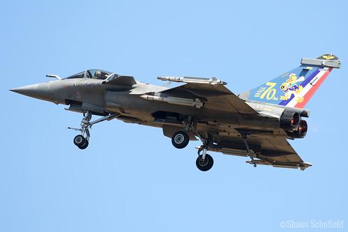 Dassault Rafale M   5   Aeronavale   RAF Fairford   14/07/18