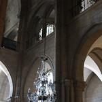 Lámpara y columnas