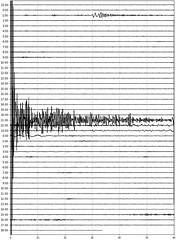 Offshore Panama magnitude 6.1 earthquake (2:56 PM, 17 July 2021)