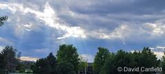 July 3, 2021 - Beautiful Broomfield skies. (David Canfield)