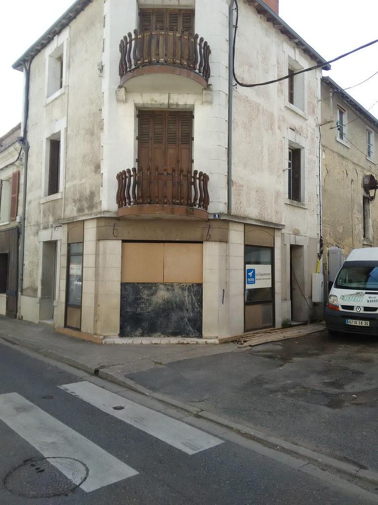 Boucherie Tournon 1