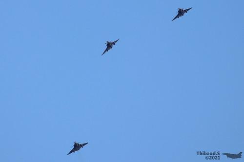 Dassault Rafale B ARMEE DE L'AIR St-Dizier juillet 2021