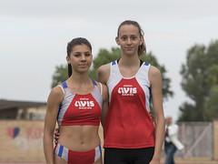 Anna Mengarelli e Sonia Gattari