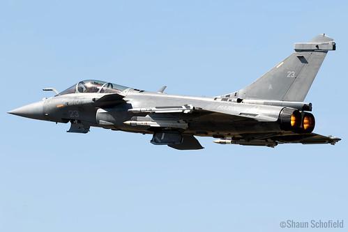 Dassault Rafale M   23   Aeronavale   RAF Fairford   15/07/18