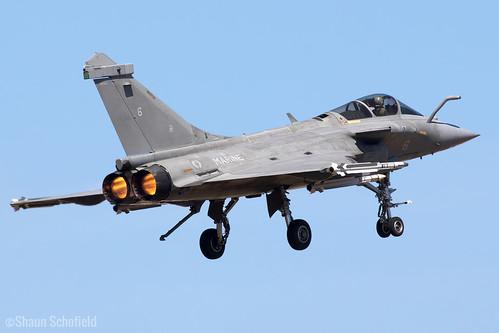Dassault Rafale M   6   Aeronavale   RAF Fairford   15/07/18