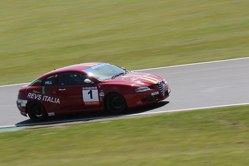 Alfa Romeo Championship - Snetterton 2021