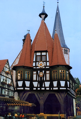 "Michelstadt (01) Altes Rathaus • <a style=""font-size:0.8em;"" href=""http://www.flickr.com/photos/69570948@N04/51325485093/"" target=""_blank"">Auf Flickr ansehen</a>"