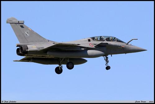 "RAFALE B 340 4-FG EC2/4 ""La Fayette"" ""Saint Dizier"" juin 2021"