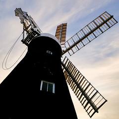 Holgate Windmill, June 2021 - 12