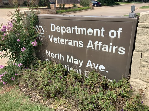 Department of Veteran Affairs in Oklahoma City by Wesley Fryer, on Flickr