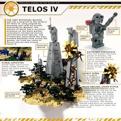 The Lost Rattataki Militia on Telos IV