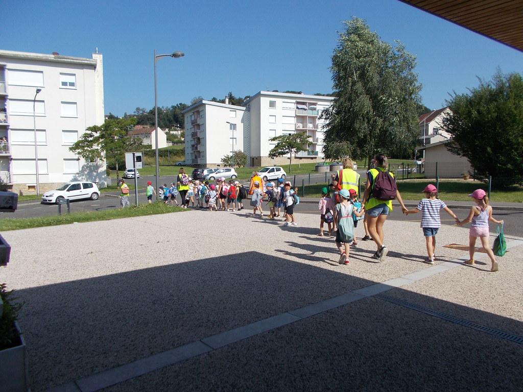 Promenade au Parc massal