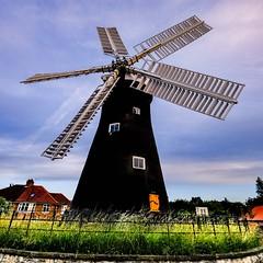 Holgate Windmill, June 2021 - 04