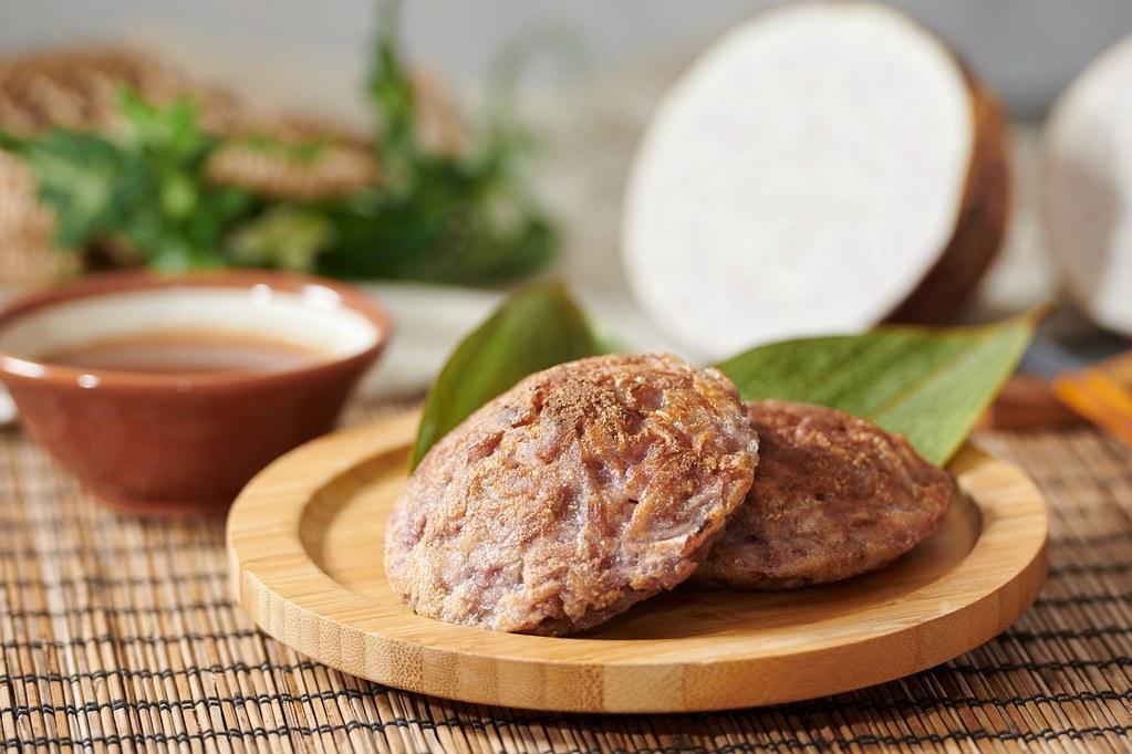 素珠芋丸 (圖 KKday提供)