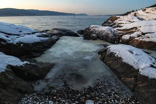 Pase al fiordo de Oslo