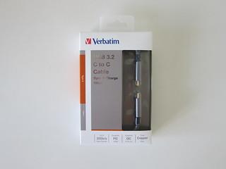 Verbatim Sync & Charge USB-C Cable