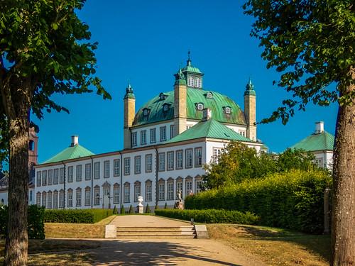 Fredensborg Slot, North Zealand, Denmark