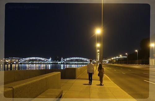 Summer night walk ©  inforested