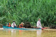 Fish Sampling Boat