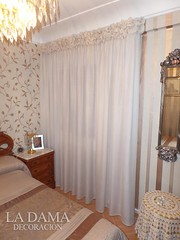 """CORTINA CON REBULLO DORMITORIO CLÁSICO • <a style=""""font-size:0.8em;"""" href=""""http://www.flickr.com/photos/67662386@N08/51329729083/"""" target=""""_blank"""">View on Flickr</a>"""
