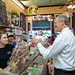 """Governor Baker, Lt. Governor Polito visit Ben and Bill's Chocolate Emporium in Falmouth • <a style=""""font-size:0.8em;"""" href=""""http://www.flickr.com/photos/28232089@N04/51329838580/"""" target=""""_blank"""">View on Flickr</a>"""