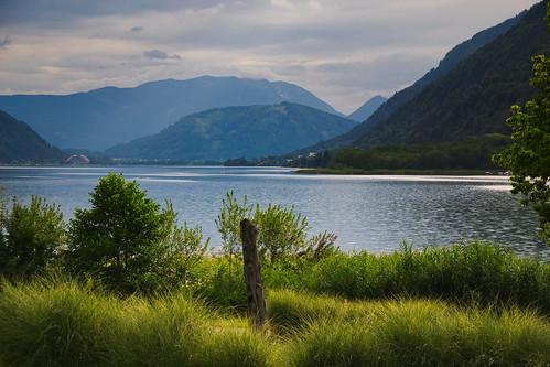 Ossiach lake, Carinthia/Kärnten, Austria