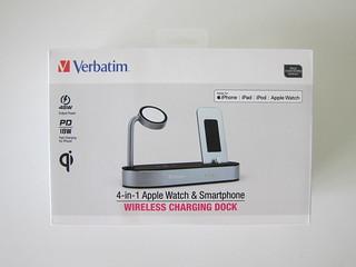 Verbatim 4-in-1 Wireless Charging Dock