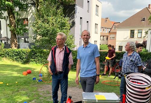 Kinderfest der SPD Oldenburg Stadmitte-Nord.