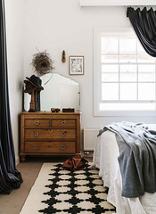 Vintage Bedroom Corner