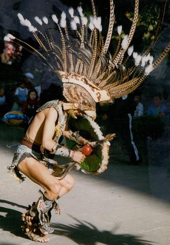 Puebla, Mexico - Street Dancer