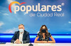 Rosa Romero en rueda de prensa en Ciudad Real (23/7/21)