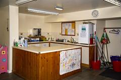 Facilities - Lower hall kitchen