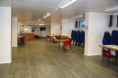 Facilities - Lower hall