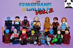 Guardians of the Galaxy Vol. 2 (2017) - The MCU Infinity Saga No. 15