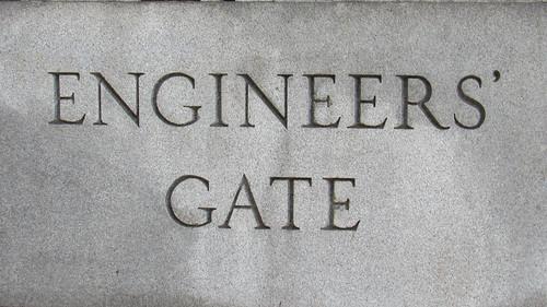 Engineers' Gate
