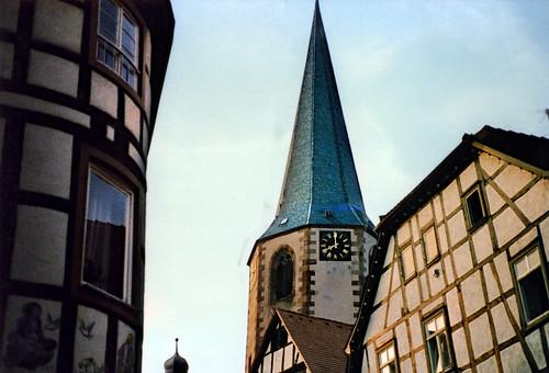 "Michelstadt (06) Stadtkirche • <a style=""font-size:0.8em;"" href=""http://www.flickr.com/photos/69570948@N04/51333582636/"" target=""_blank"">Auf Flickr ansehen</a>"