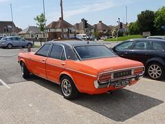 Ford Granada Ghia (1974-75)