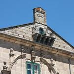 Frontón del Palacio Episcopal