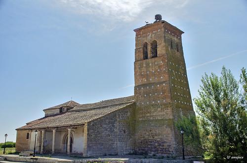 Iglesia de Santiago Apóstol de Boada de Campos  (Palencia)  Spain