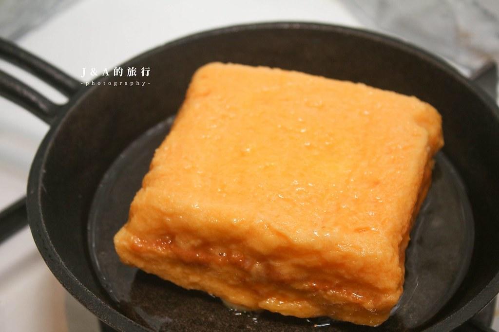 【食譜】港式西多士。免油炸,以煎炸方式呈現外酥內嫩口感 @J&A的旅行