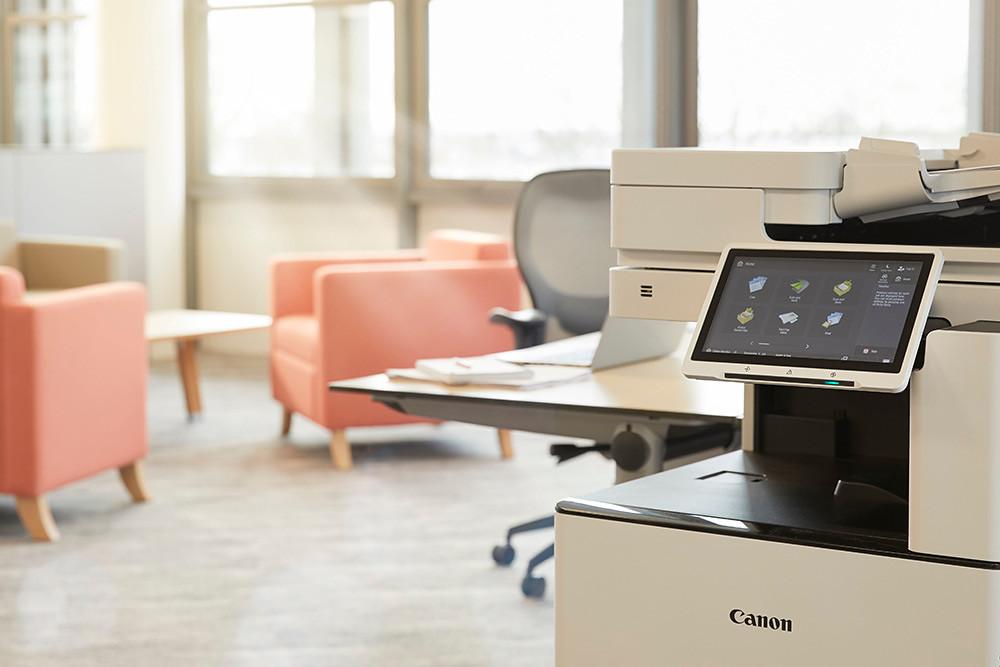 03_Canon滿足所有跨地區、跨平台、跨裝置的辦公環境需求,協助企業促成高效率的數位列印環境提升營運效率。