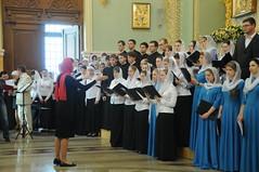 19 Пасхальный хоровой собор. 2015 г.