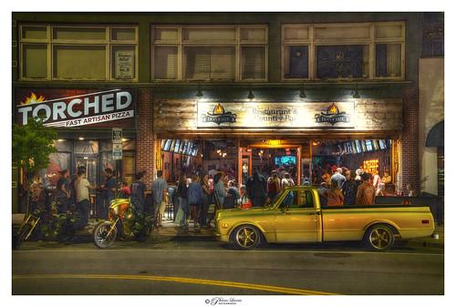Night life, Manchester, NH USA (explored 07-26-2021)