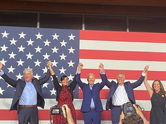 """McAuliffe rally with Biden, Jul 2021 • <a style=""""font-size:0.8em;"""" href=""""http://www.flickr.com/photos/117301827@N08/51336482466/"""" target=""""_blank"""">View on Flickr</a>"""