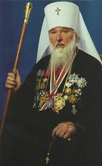 5 Высокопреосвященный Гедеон (Докукин), митрополит Ставропольский и Бакинский (1990 -1994), Ставропольский и Владикавказский (1994-2003)