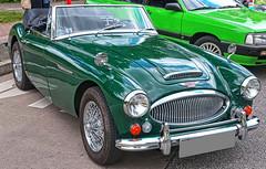 Austin Healey 3000, 1959-1967, 4