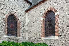Vitrauux de l'église Saint-Martin