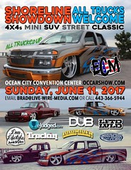 Shoreline Showdown 2017 OC Car Show ECM