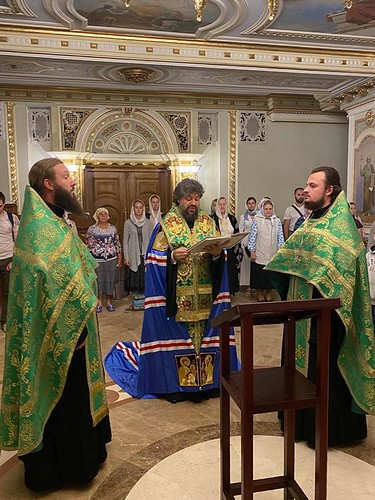27.07.21 - Урочистості до Дня Хрещення Русі