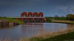 Rozema pumping station @ Groningen